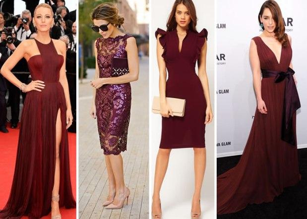 vestidos-cor-vinho-marsala